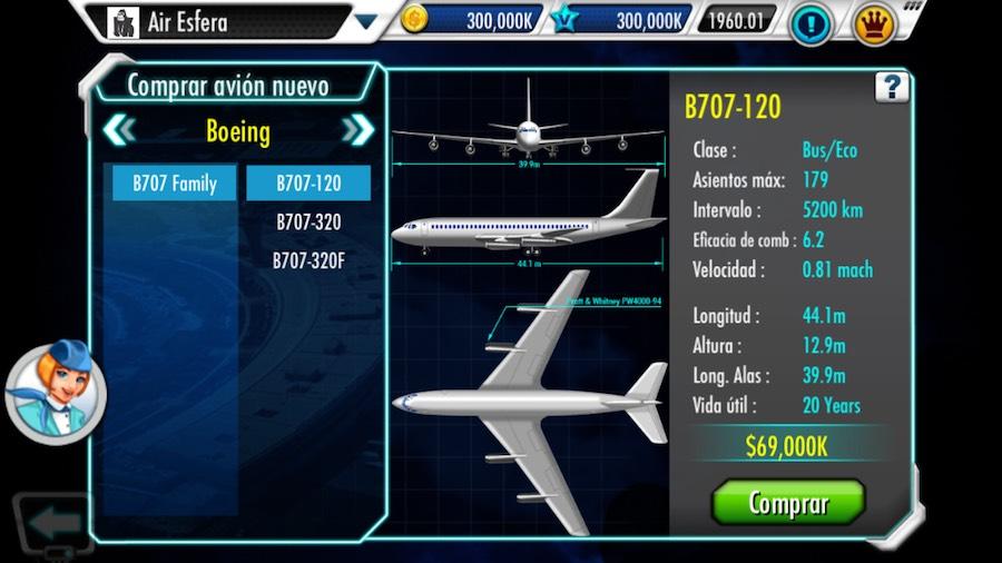 juegos de avion gratis
