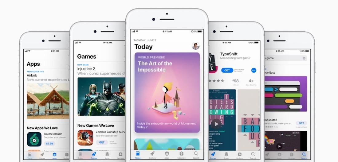 App Store iOS℗ 11