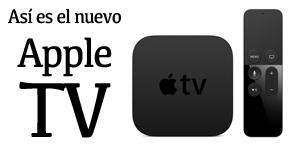 Nuevo Apple TV 4G