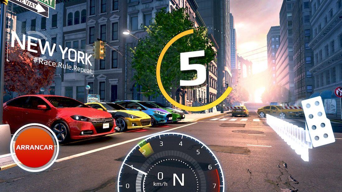 Asphalt Street Storm Racing iOS