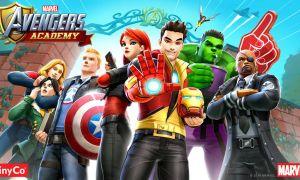 Avengers Academy