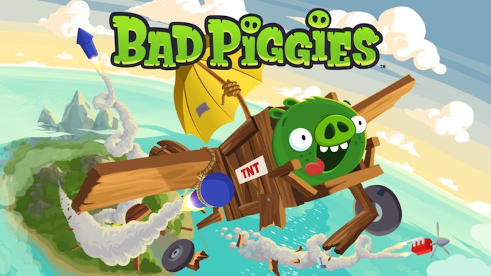 Bad Piggies 1