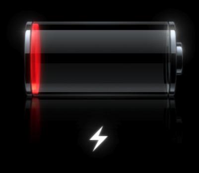 iOS 7 ya empieza a dar problemas de excesivo consumo de bate