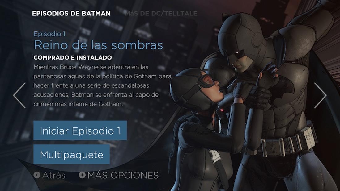 Batman Telltale Series - Episodio 1 gratis