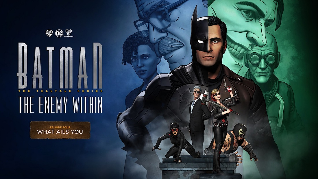 Batman The Enemy Within - Episodio 4