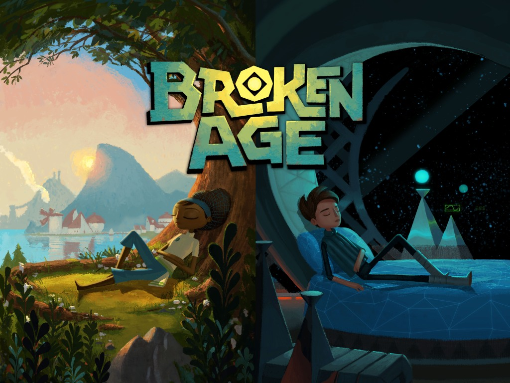 Broken Age 1 - Aventura Gráfica point & click