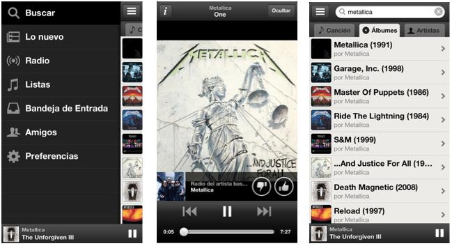 Spotify New Screens