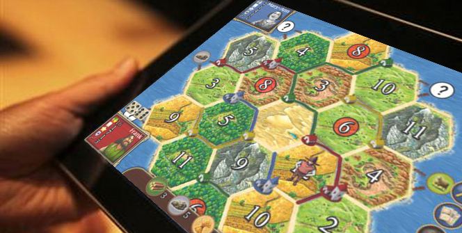 una nueva forma de jugar: listado de juegos de mesa para iPad y iPhone