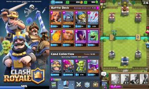 Clash Royale iOS