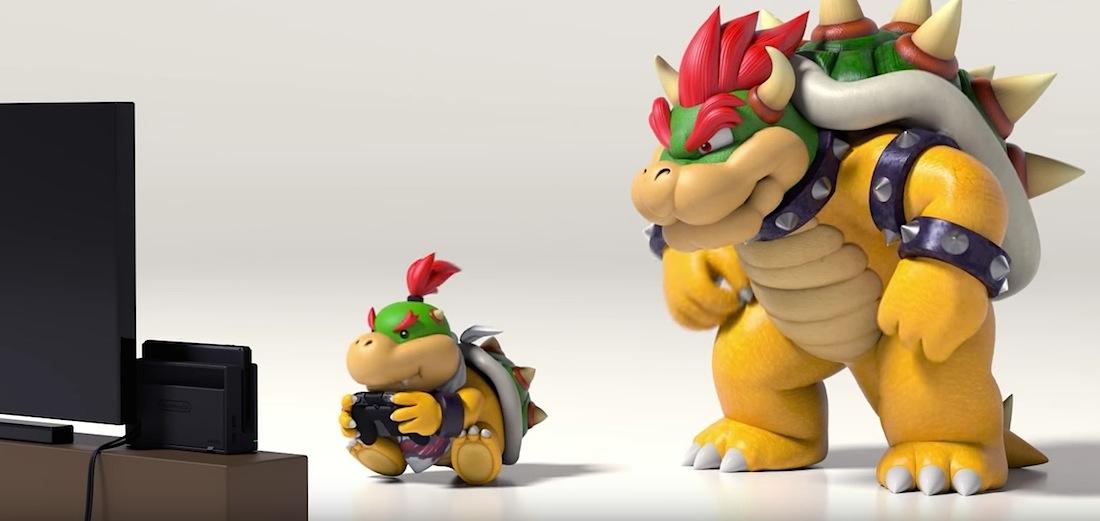 Control Parental Nintendo
