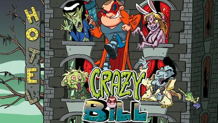 Crazy Bill 1