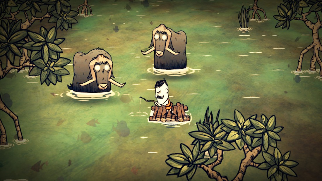 Don't Starve: Shipwrecked App Store