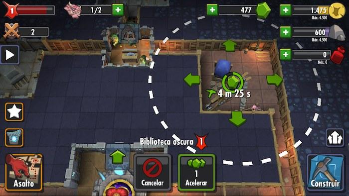 Dungeon Keeper viene por fin a las App Store de alrededor del mundo