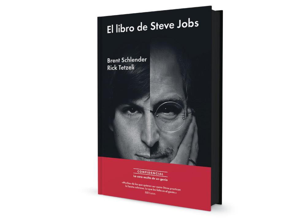 el libro de steve jobs una nueva biografía del genio ya a la venta