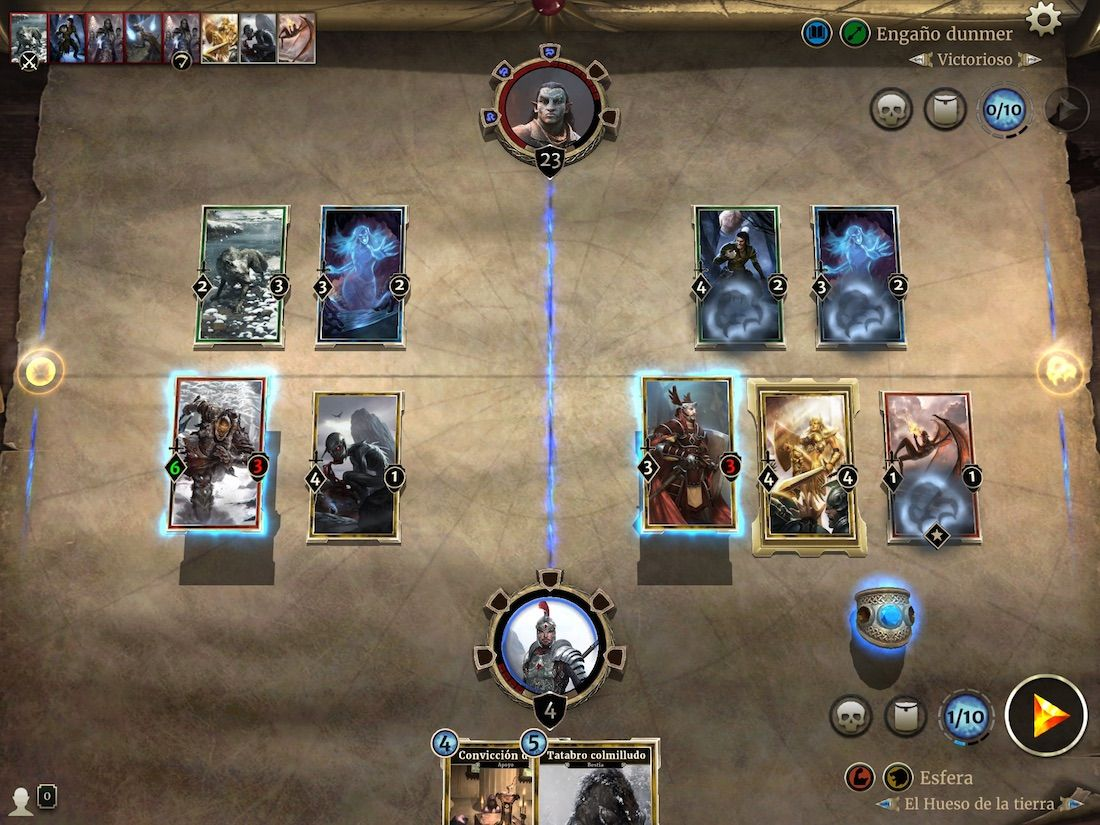 Elder Scrolls: Legends - Nuevo juego de cartas para iPad