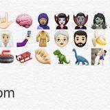 Nuevos iconos Emoji iOS 11.1