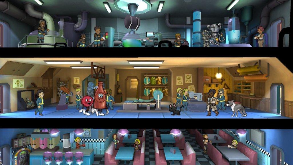 Fallout Shelter se actualiza con nuevas misiones y eventos especiales