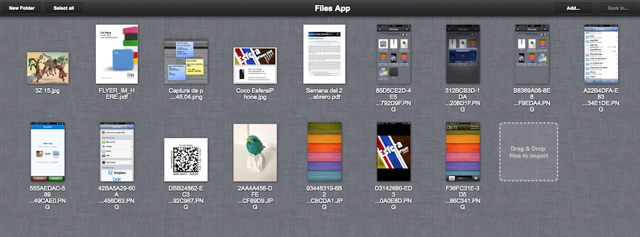 Files App MACPC