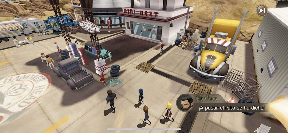 Final Fantasy XV - Pocket Edition