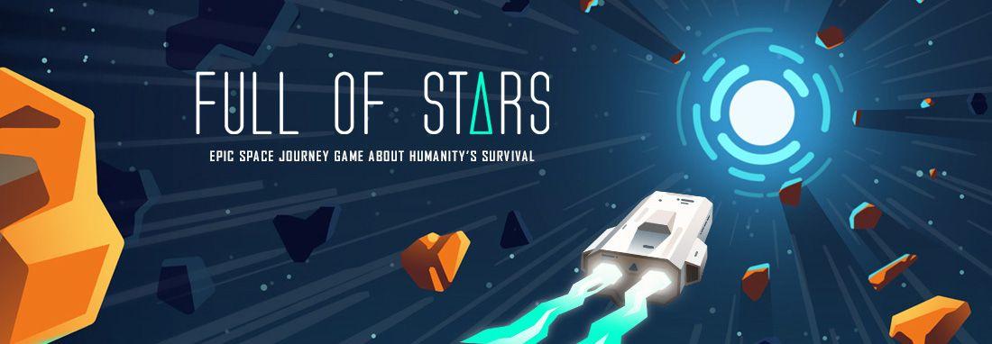 Full of Stars: una aventura espacial para <stro />iPhone℗</strong> y iPad&#8221; width=&#8221;1100&#8243; height=&#8221;382&#8243; srcset=&#8221;http://www.esferaiphone.com/uploads/Full-of-Stars-iOS.jpeg 1100w, http://www.esferaiphone.com/uploads/Full-of-Stars-iOS-300&#215;104.jpeg 300w, http://www.esferaiphone.com/uploads/Full-of-Stars-iOS-768&#215;267.jpeg 768w, http://www.esferaiphone.com/uploads/Full-of-Stars-iOS-1024&#215;356.jpeg 1024w, http://www.esferaiphone.com/uploads/Full-of-Stars-iOS-990&#215;344.jpeg 990w&#8221; sizes=&#8221;(max-width: 1100px) 100vw, 1100px&#8221; /></p> <p>Por ejemplo, podremos decidir si gastar suministros para seguir el paseo o enfrentarnos a algún tipo de <strong>evento aleatorio</strong>, como puede ser un motín a bordo, un encuentro con una nave de guerra (con su propio <strong>sistema de combate por elecciones</strong>) o, directamente, una muerte inevitable, todo ello con muchas alternativas y conversaciones.</p> <blockquote> <p>Los refugiados asustados se dispersan por las estrellas buscando seguridad. Afortunadamente, te localizan a ti &#8211; un capitán audaz, preparado a llevarlos a un refugio seguro. Tendrás que guiarlos a través de partes oscuras y desconocidas de la galaxia, restos de imperios galácticos muertos y sectores habitados por maneras de vida extraterrestres.</p><div class=