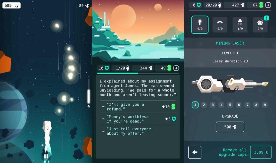 Full of Stars: una aventura espacial para <stro />iPhone℗</strong> y iPad&#8221; width=&#8221;1100&#8243; height=&#8221;652&#8243; srcset=&#8221;http://www.esferaiphone.com/uploads/Full-of-Stars.jpeg 1100w, http://www.esferaiphone.com/uploads/Full-of-Stars-300&#215;178.jpeg 300w, http://www.esferaiphone.com/uploads/Full-of-Stars-768&#215;455.jpeg 768w, http://www.esferaiphone.com/uploads/Full-of-Stars-1024&#215;607.jpeg 1024w, http://www.esferaiphone.com/uploads/Full-of-Stars-990&#215;587.jpeg 990w&#8221; sizes=&#8221;(max-width: 1100px) 100vw, 1100px&#8221; /></p> <p><span id=