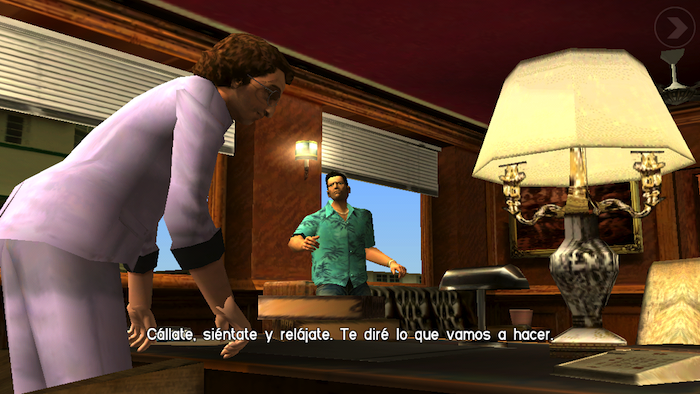 Iphone Active: Grand Theft Auto: Vice City is now available on