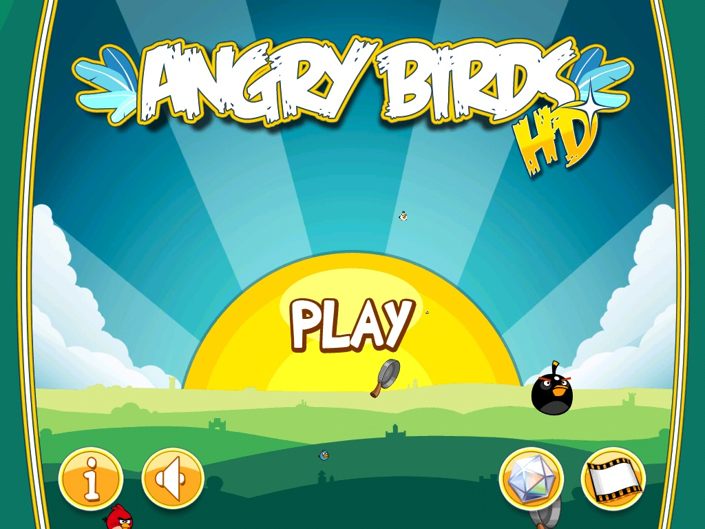 Angry Birds Para PC [MF - RS - 4S - HF - FS]