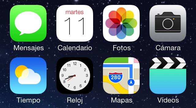 ¿Qué secreto guardan los iconos de iOS 7? Iconos-iOS-7