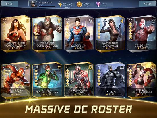 Injustice 2 - iOS