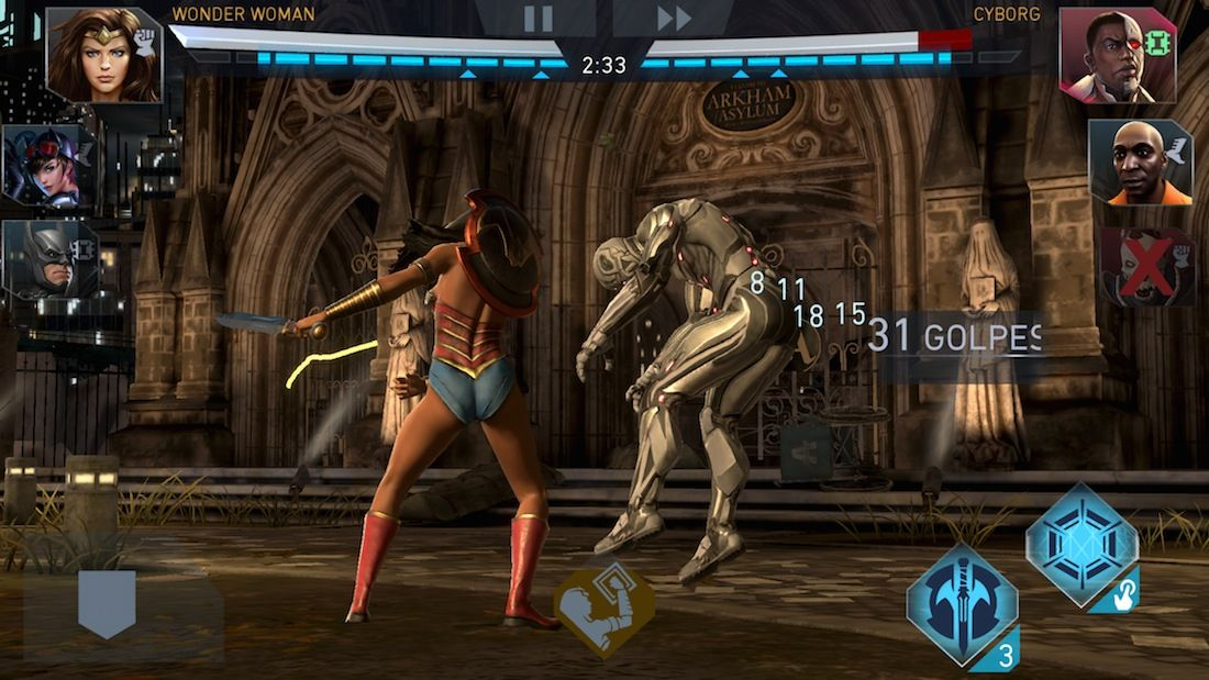 Batman, Superman, Wonder Woman y compañía vuelven a Injustice 2, ya disponible en la App Store
