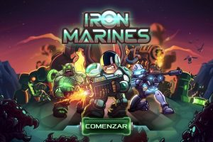 Iron Marines - iPhone