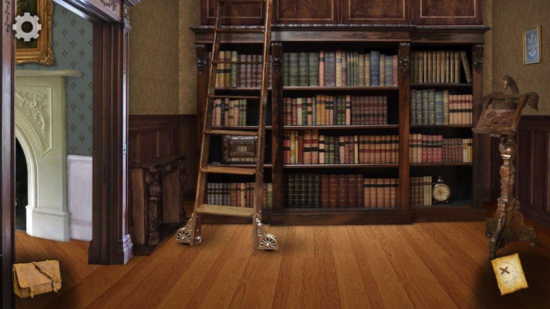 Libros encantados - Room Escape