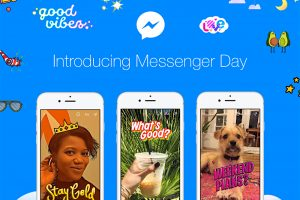 Messenger Day Facebook