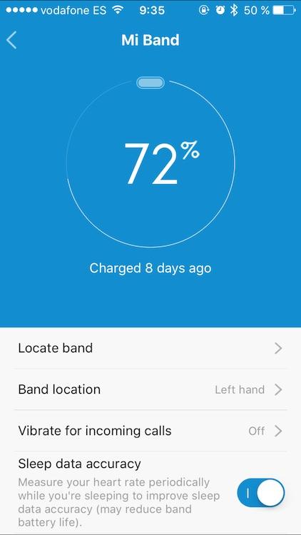 Mi Fit - Xiaomi Mi Band