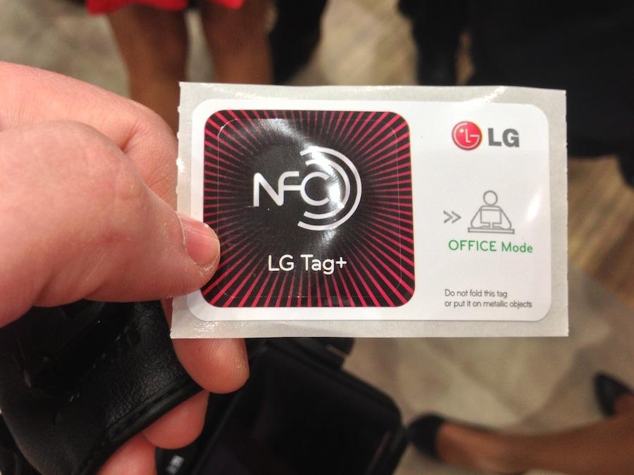 LG NFC