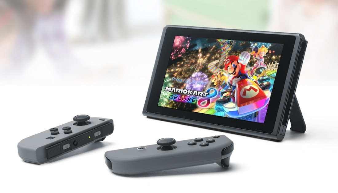 Nintendo Switch - Mario Kart