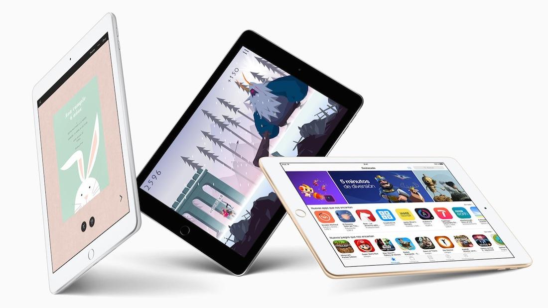 Nuevo <stro />iPad℗</strong> 9,7 en varios colores&#8221; width=&#8221;1100&#8243; height=&#8221;619&#8243; srcset=&#8221;http://www.esferaiphone.com/uploads/Nuevo-iPad-97-1.jpg 1100w, http://www.esferaiphone.com/uploads/Nuevo-iPad-97-1-300&#215;168.jpg 300w, http://www.esferaiphone.com/uploads/Nuevo-iPad-97-1-768&#215;432.jpg 768w, http://www.esferaiphone.com/uploads/Nuevo-iPad-97-1-1024&#215;576.jpg 1024w, http://www.esferaiphone.com/uploads/Nuevo-iPad-97-1-990&#215;557.jpg 990w, http://www.esferaiphone.com/uploads/Nuevo-iPad-97-1-470&#215;264.jpg 470w, http://www.esferaiphone.com/uploads/Nuevo-iPad-97-1-640&#215;360.jpg 640w, http://www.esferaiphone.com/uploads/Nuevo-iPad-97-1-215&#215;120.jpg 215w, http://www.esferaiphone.com/uploads/Nuevo-iPad-97-1-414&#215;232.jpg 414w&#8221; sizes=&#8221;(max-width: 1100px) 100vw, 1100px&#8221; /></p> <p>La entrada <a rel=