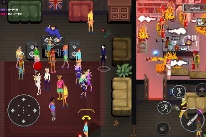 Party Hard Go para iPhone y iPad