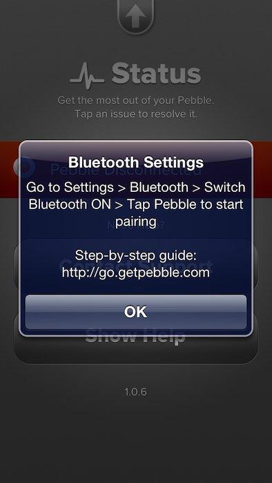Pebble app 3