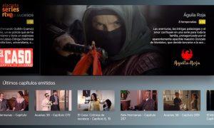 RTVE Apple TV 2