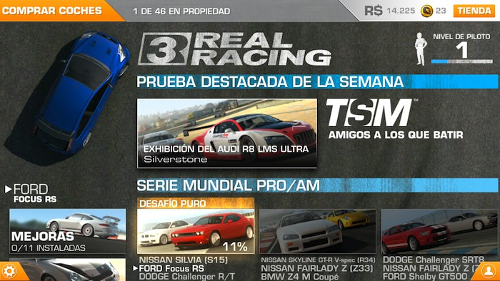 Real Racing March 4