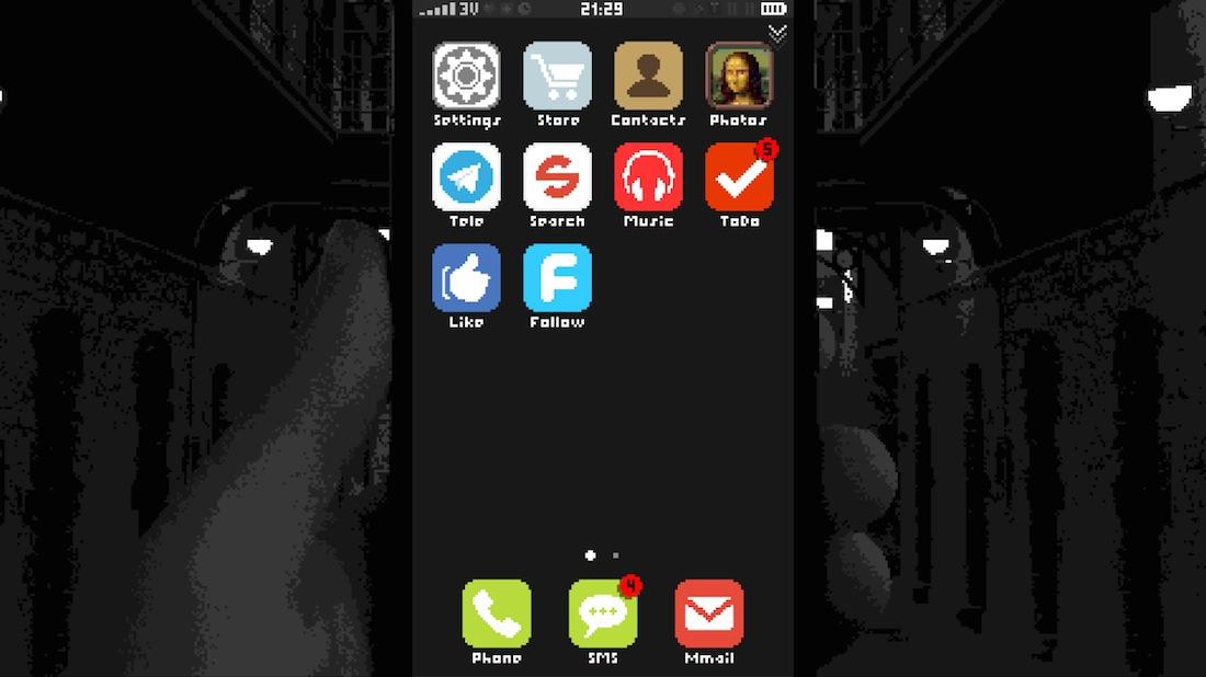 Replica iOS - Novedades App Store