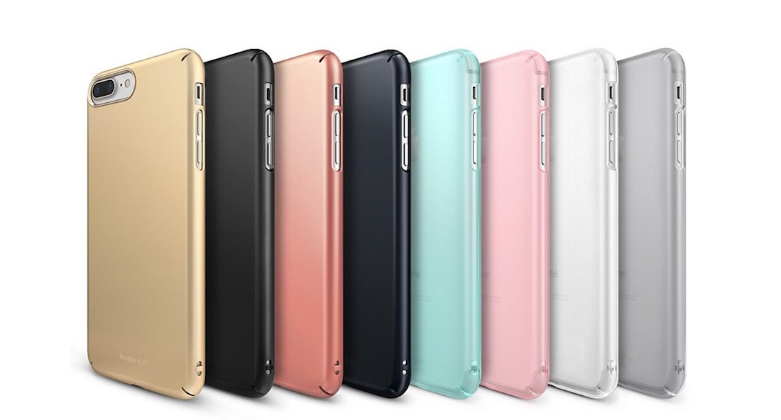 Fundas Ringke SLIM iPhone 7