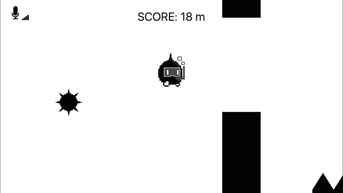 Scream Go: Jumping & Swimming - iPhone