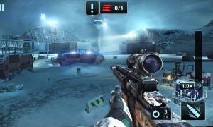 Sniper Fury iPhone 1
