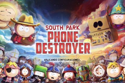 South Park: Phone Destroyer iPhone