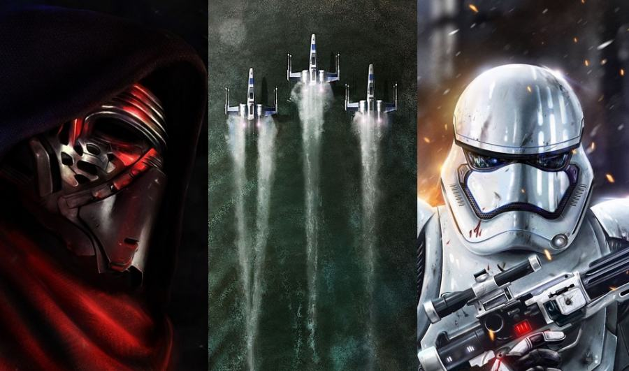 Fondos De Pantalla De Star Wars: El Despertar De La Fuerza