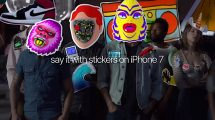Stickers Fight iPhone