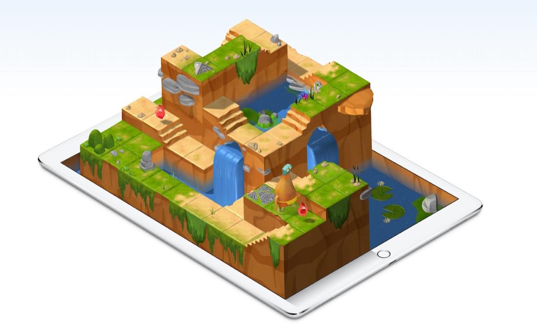 Swift Playgrounds programación para niños