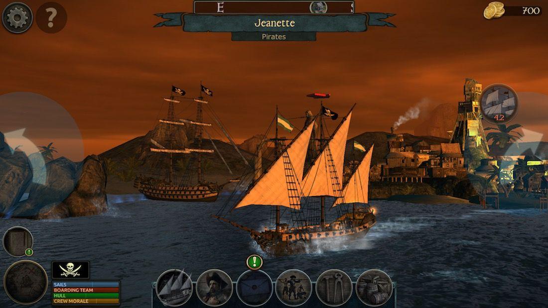 Tempest Pirate Action RPG - Juegos nuevos App Store